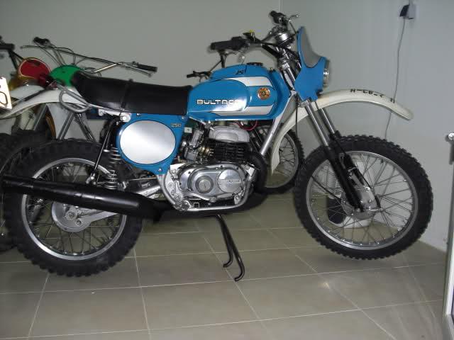 Las Bultaco Frontera V86xz