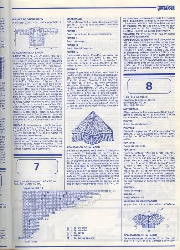 cobijas - Patrones /TOQUILLAS PARA BEBES o COBIJAS = para Azulreal. Vr6hj6