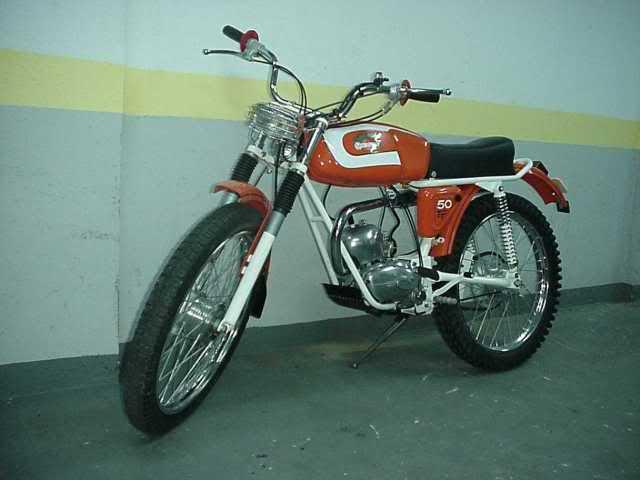 La Ducati MT 50 TT Xbagas