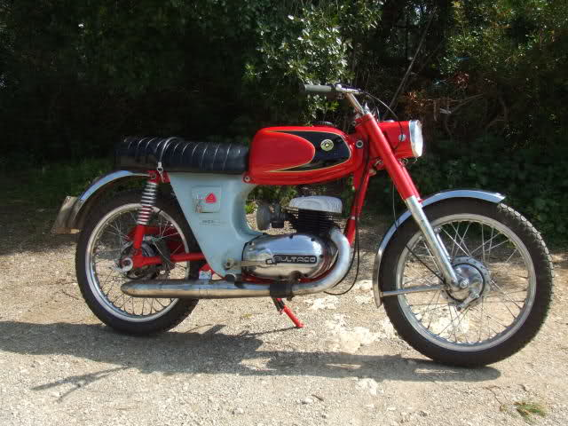 Bultaco Junior - La Junior ManaPuch Zl9s41