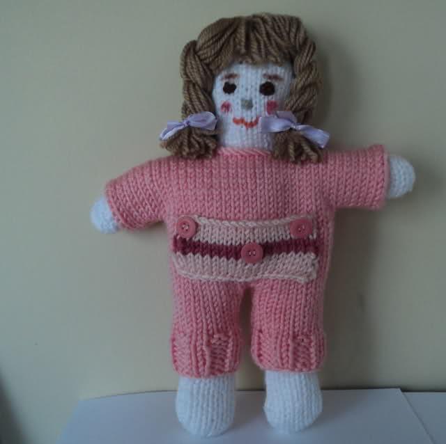 agujas - patrones muñecos de lana a dos agujas Zmxx1t