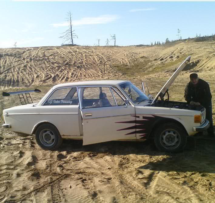Jaxy -  Volvo 140 - B20 förgasarturbo (sommar uppdate) Zvr66s