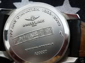 Breitling - question sur breitling 116v0vn