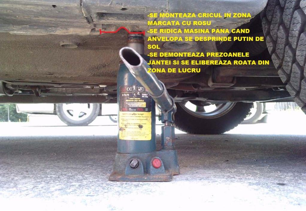 Tutorial inlocuire bieleta antiruliu Astra G Hatch 119xkis
