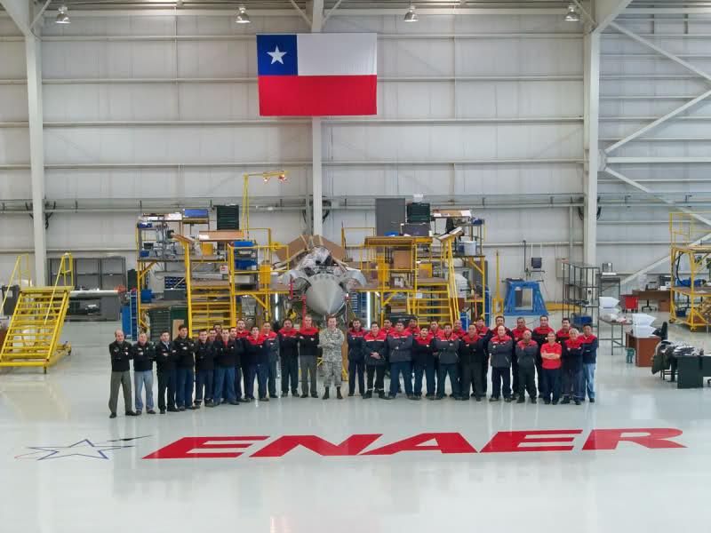LA VERDAD DEL F-16  CHILE 11j9d3r