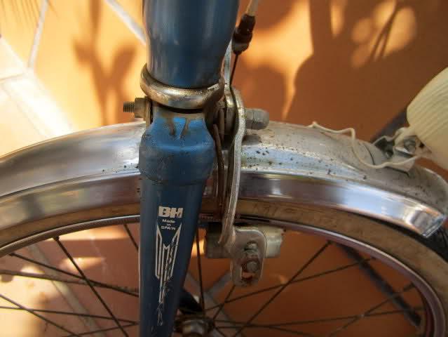 Restauración bici BH by Motoret 123855e
