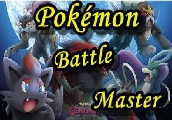 Pokémon Battle-Master - venha para a jornada Pokémon