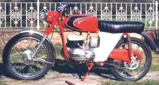 bultaco - Bultaco Junior 74 * Manapuch 15otpbn