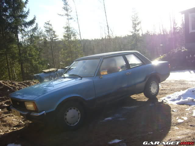 Fiechen - Ford Taunus 2.0L 8v Turbo 15oz4zm