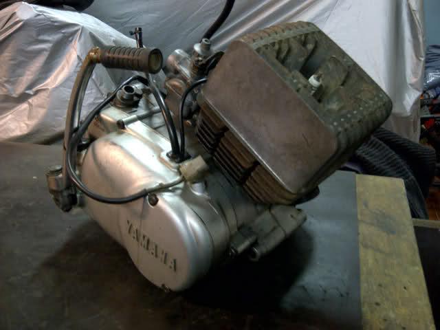 Proyecto racing: Yamaha RD-50 1658qt