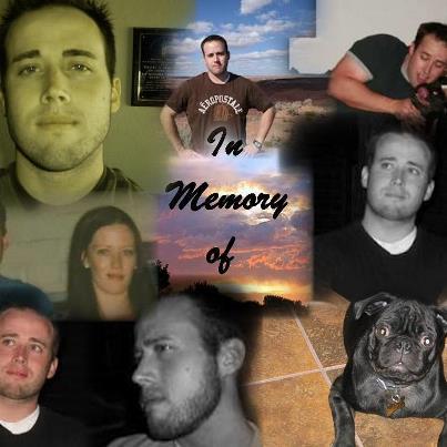 In Loving Memory of Travis Victor Alexander.  17wlxu