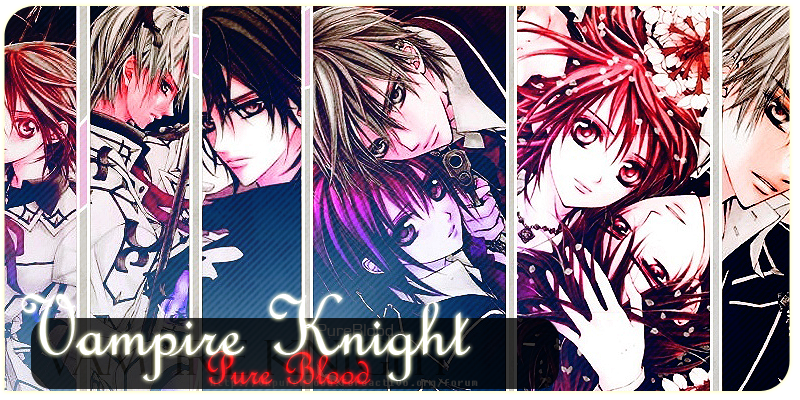 VAMPIRE KNIGHT PUREBLOOD