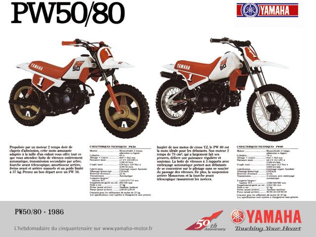 Yamaha PW 50 1993 by Motoret 1caow