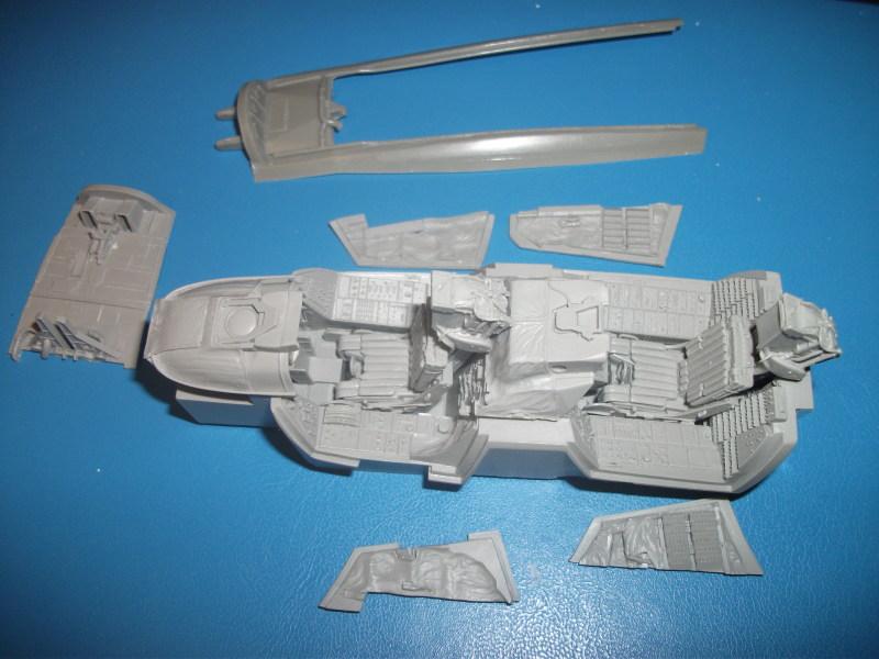 GRUMMAN F14A TOMCAT Tamiya 1/32è 1ig669