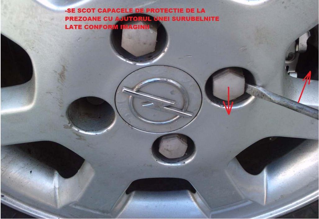 Tutorial inlocuire bieleta antiruliu Astra G Hatch 20js4gp