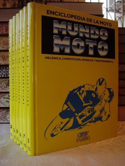 Tus libros y enciclopedias sobre mecánica 20pox8o
