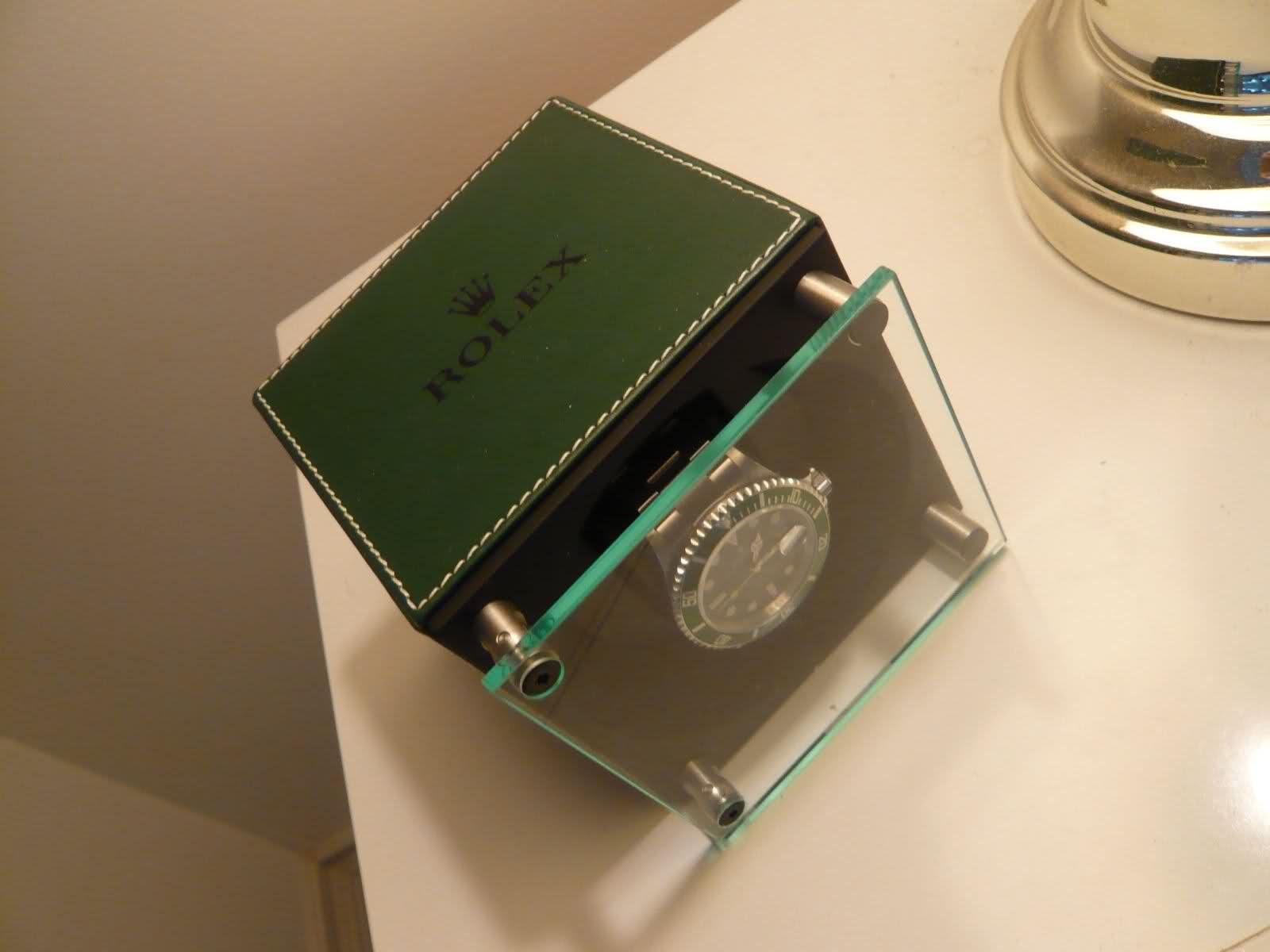 panerai -  [SUJET UNIQUE] écrin, boîte ou coffret pour ranger les montres... - Page 3 21cuoh3