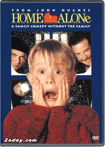 Home Alone quatrain DVDRip سلسلة وحدى فى المنزل كامله ومترجمة 259ddw8