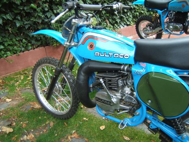 "Las Bultaco Pursang MK11 ""Manolo's"" 25iavte"