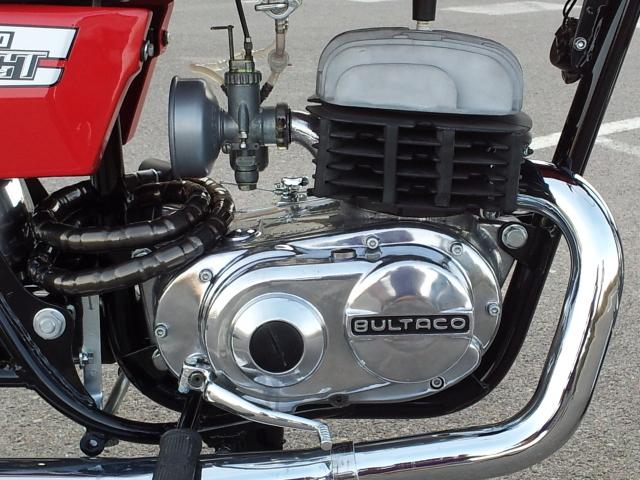 Restauración Bultaco Mercurio 175 GT 25oykjm