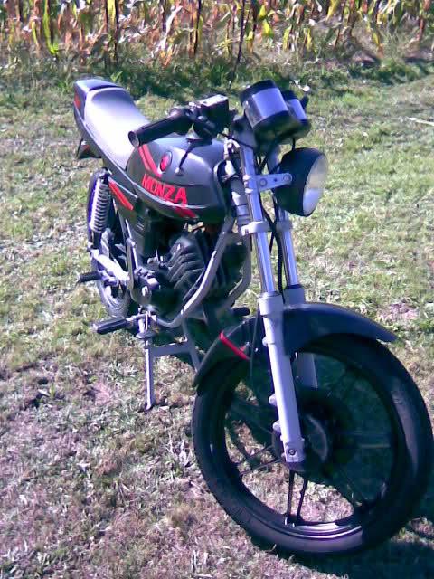 Suzuki Minicross, la sucesora de una saga 262y14o