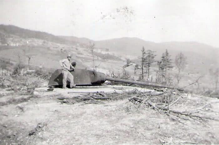 Panzerstellung Panther 2645elh