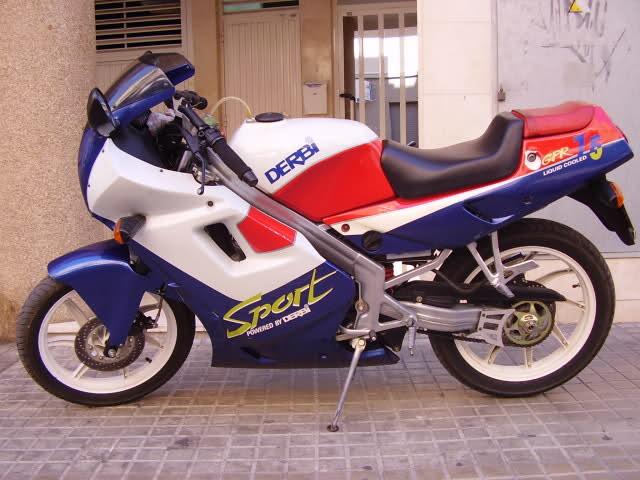Honda NSR 75 de 1988 27zhhr8