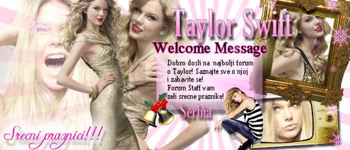 * Taylor Swift Srbija *