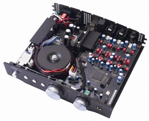 DAC o scheda audio 2a0b3w3