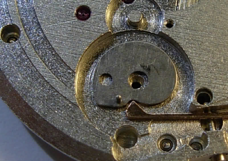 vostok - Mis au point d'un Vostok Komandirskie 2bun1f
