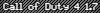 CoD4 1.7 Player