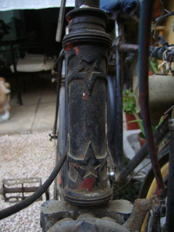 Restauracion Bicicleta GIMSON 2chtg9d