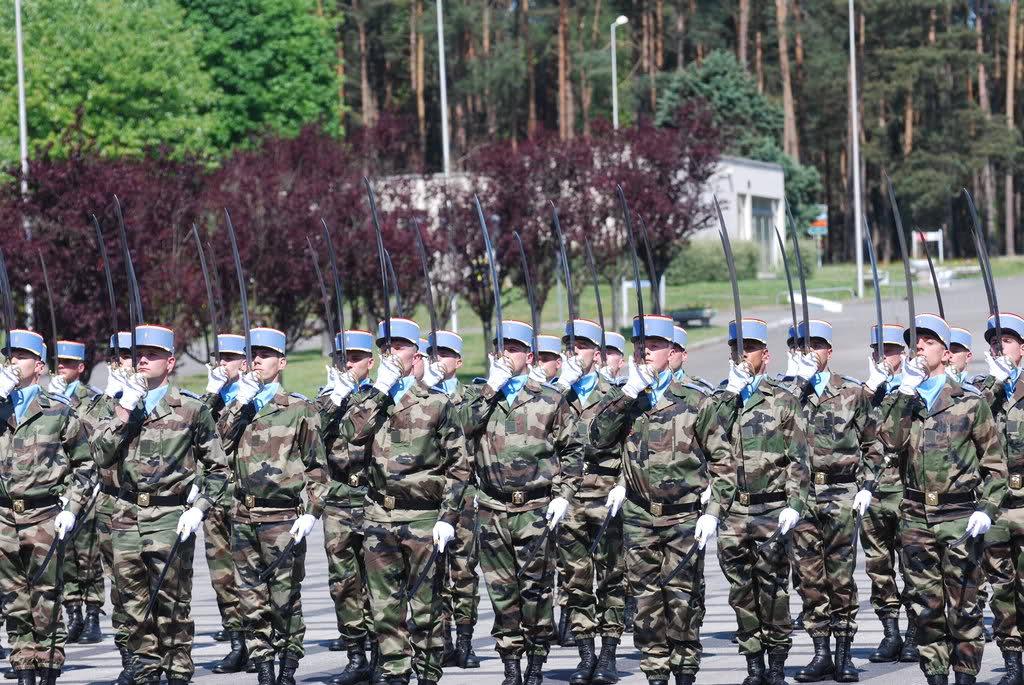 """Adoubement promotion ESM 4eme Bataillon """"Colonel Jean SASSI"""" 2dt661"""
