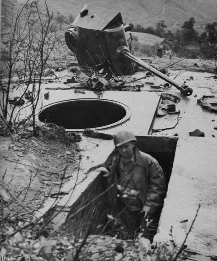 Panzerstellung Panther 2ep63hh