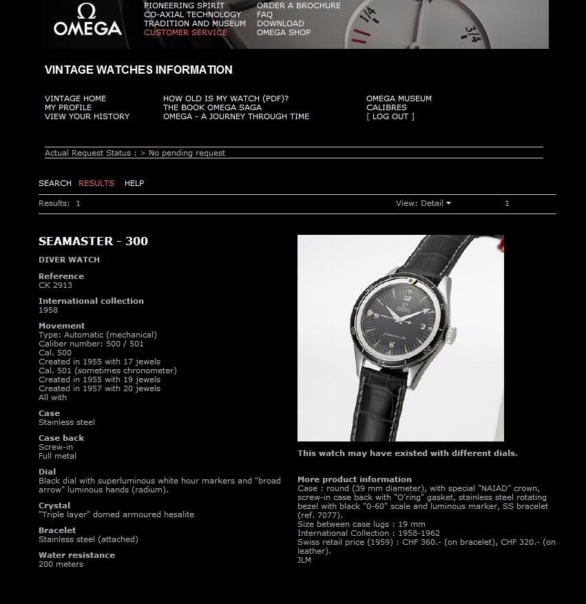 Omega vintage CK 2913 : histoire d'une restauration à épisodes 2gwxba1