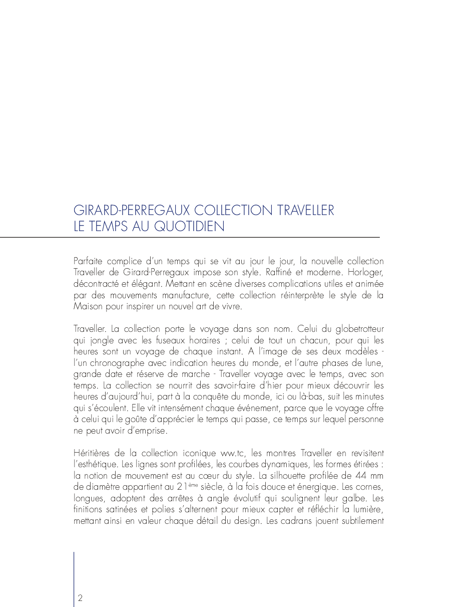 Pré Baselworld 2013 - GIRARD PERREGAUX TRAVELLER 2hdz4lj