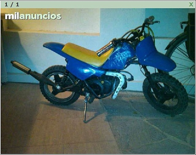 Yamaha PW 50 1993 by Motoret 2i8yjwg