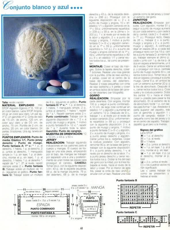 capota - Patrón capota bebe 2je6vwl