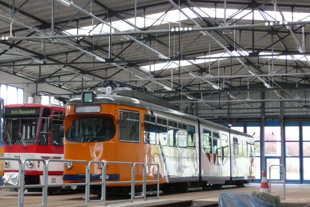 Straßenbahn Gotha und die Thüringerwaldbahn 2lcoi8j