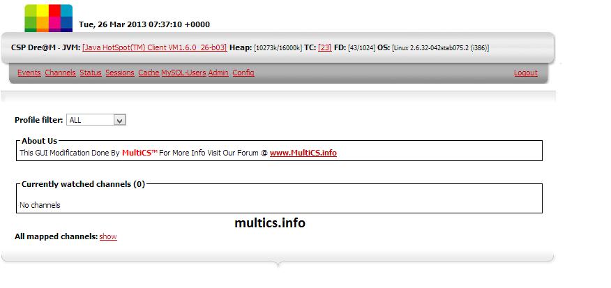 CSP + MySQL 2lks091