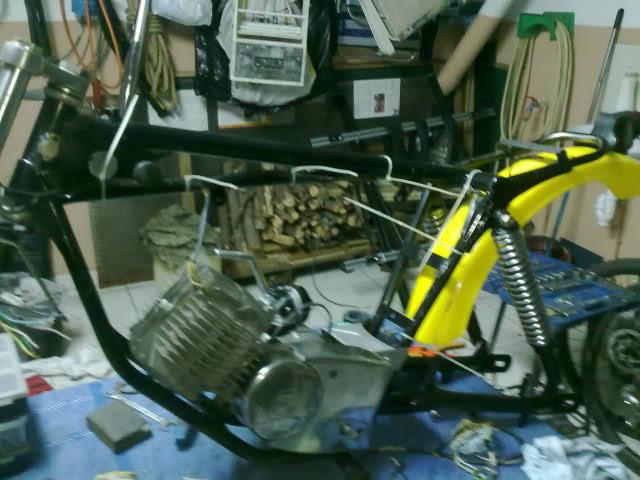 Diario restauración Puch Minicross 2lwlsnb
