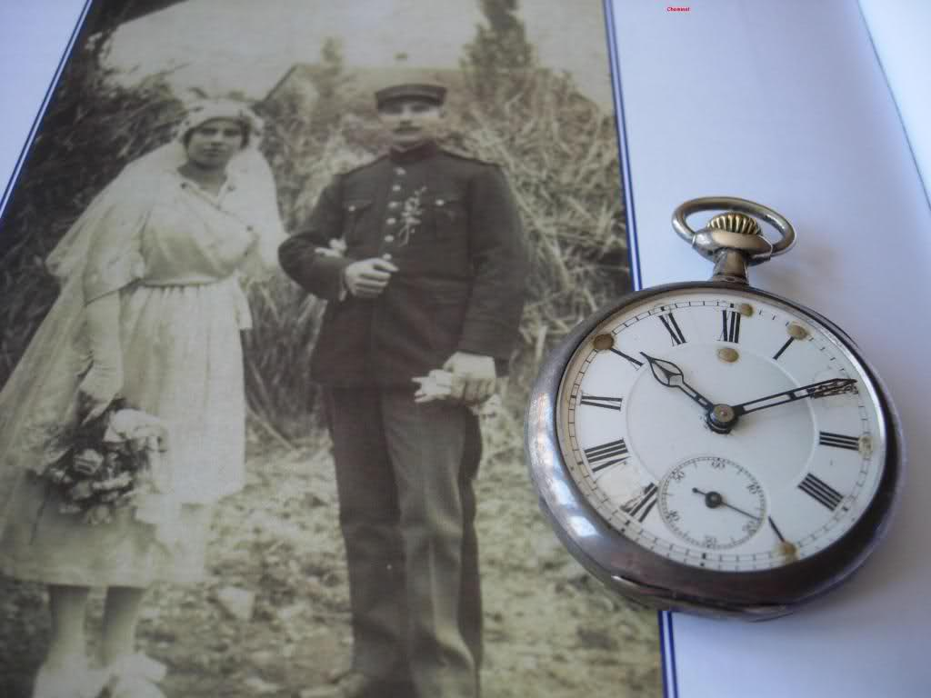La montre du grand-père et vous ... 2mhberm