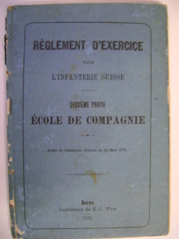 Deux documents suisses. 2r75wmp