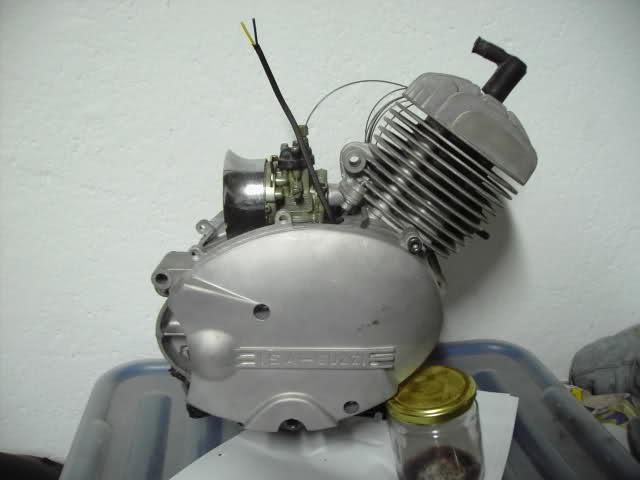Restauración Moto Guzzi Hispania Serva 2rxtys1