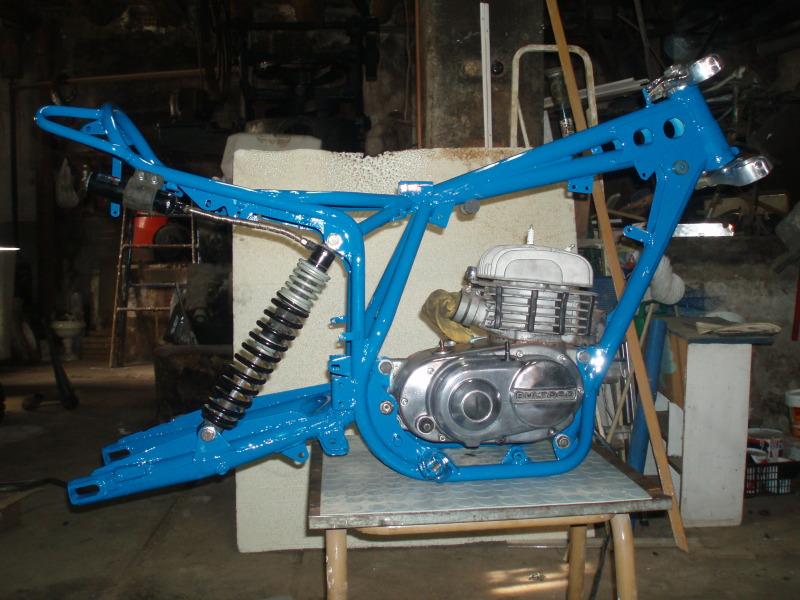 Bultaco Frontera MK11 370 - Restauración 2vwhcg4