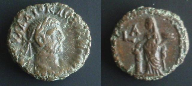 La moneda provincial romana. La ceca de Alexandría 2wqwk6d
