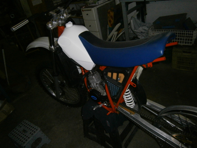 Puesta a punto KTM 80 MX 2zfkj5z