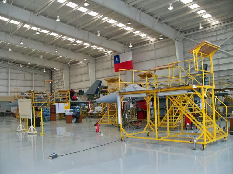LA VERDAD DEL F-16  CHILE 308f5v8
