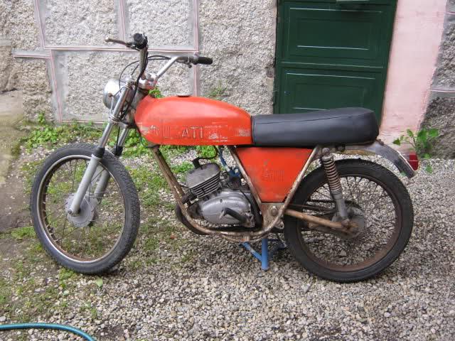 Mi Ducati 50 TS 3097vaf
