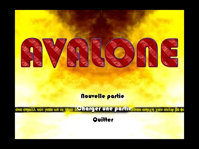 AVALONE [Jeu Complet] 312tq8o